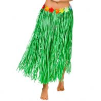 Hawaiian Grass Skirt Green (9444)